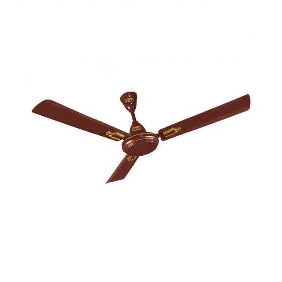 Polar Winpro (Deco Model) Fan in Brown