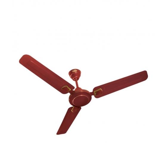 Polar Payton (Deco Model) 900mm Fan in Brown