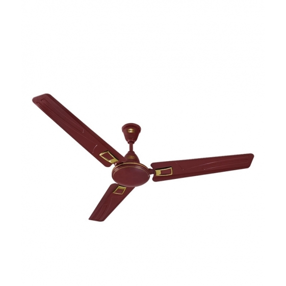 Polar Zodiac (Deco Model) Fan in Brown