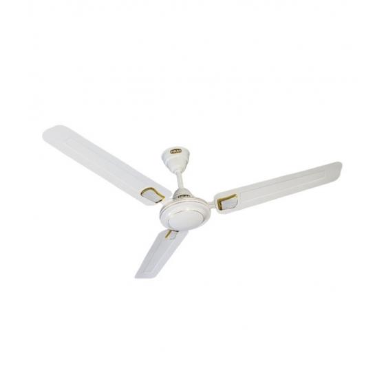 Polar Payton (Deco Model) 900mm Fan in White