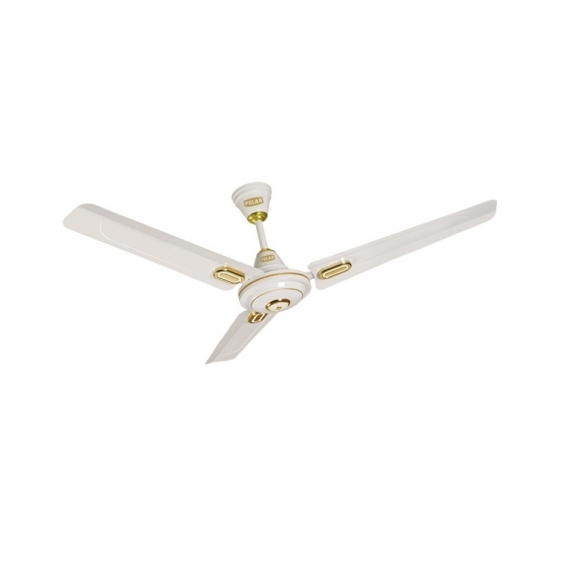 Polar Pavilion (Deco Model) Fan in White