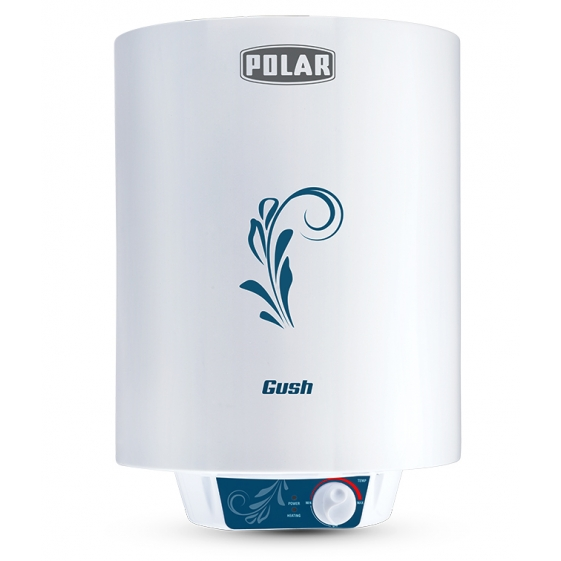 WATER HEATER GUSH METAL GLASS LINED 15 LTR