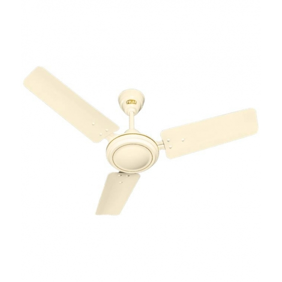 Polar Super Speed 900mm Fan in Ivory