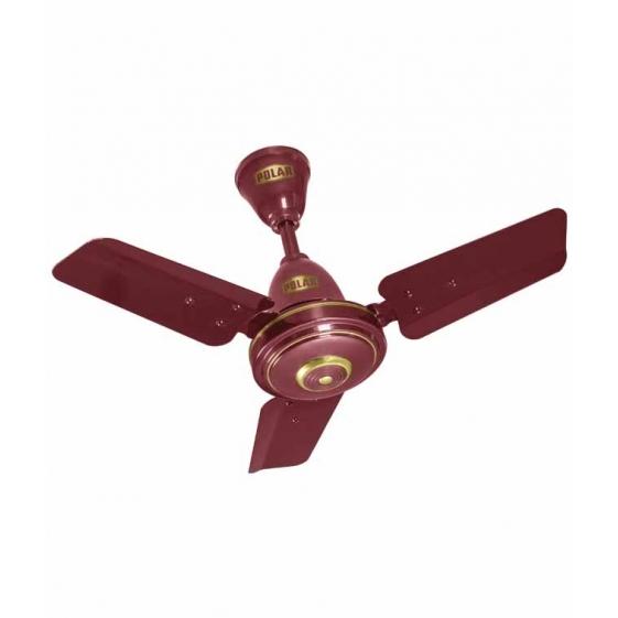 Polar Megamite (Base Model) Fan 600mm in Brown