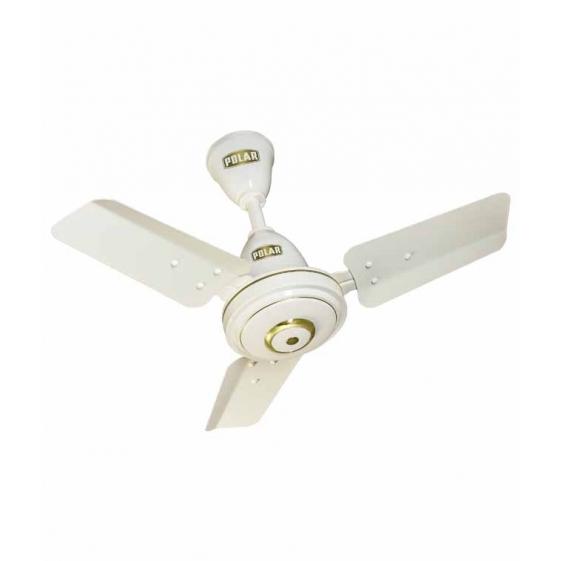Polar Megamite (Base Model) Fan 600mm in White