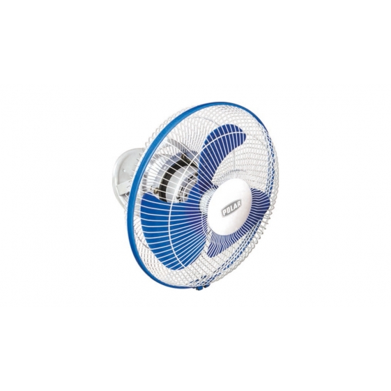"""Mistral Cabin Fan (12CF01) """"White - Blue"""""""