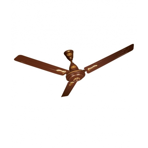 Polar Megamite (Deco Model) Fan in Brown