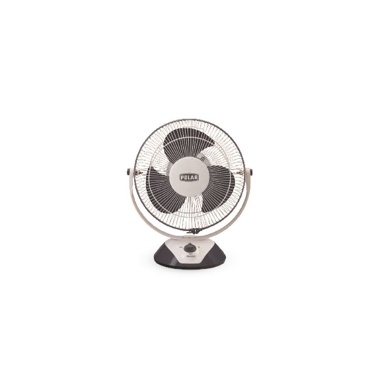 Polar All Purpose Annexer Fan in White - Grey