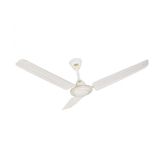 POLAR (1200MM) Pazero Ceiling Fan White