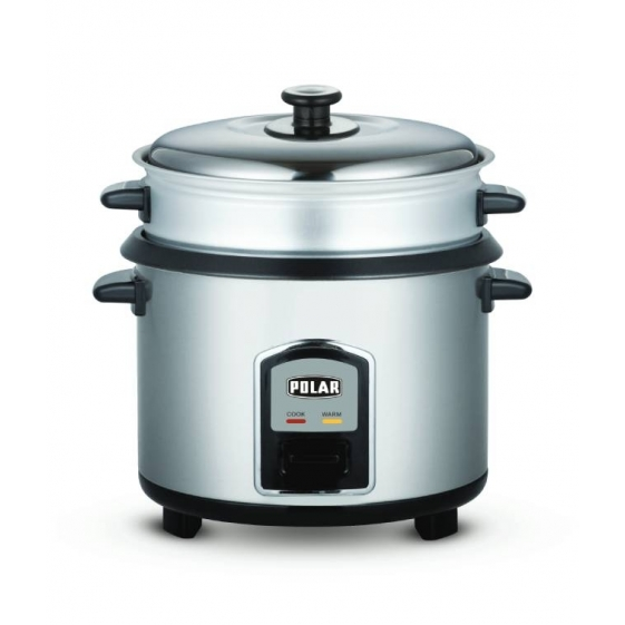 RICE COOKER - COOKMATE RCS 1.8 SS