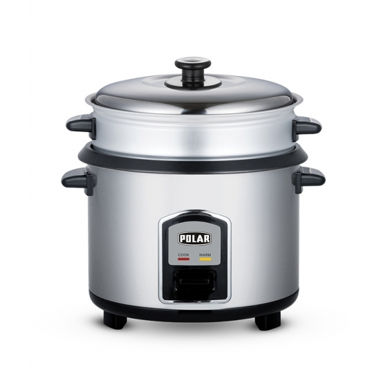 RICE COOKER - COOKMATE RCS-SS