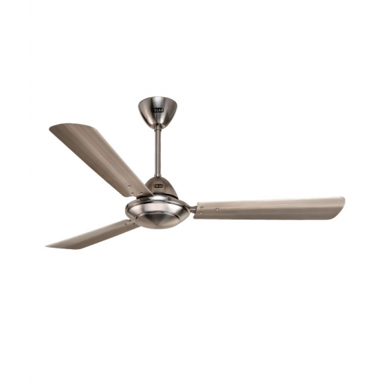 Polar Spectre Fan in Brushed Nickel