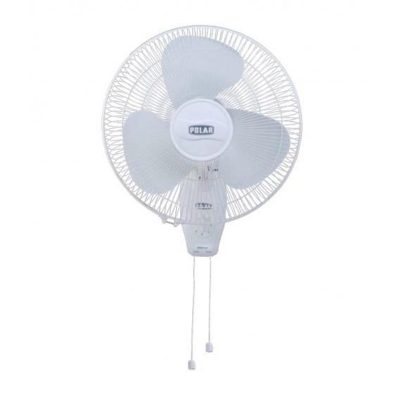 Polar Annexer - MB Osc Wall Fan in White