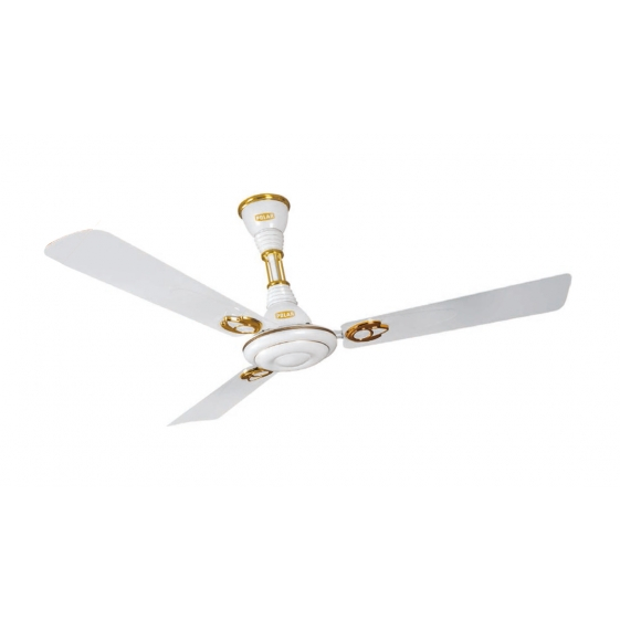 Polar Wintop Fan in Pearl White